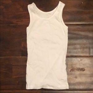 White tang top